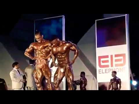 Mr.Kerala 2018 Rashid KP vs Riyas TK Comparision for Title