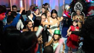 Angelica's Quince at Fontainebleau Miami Beach with Power Parties