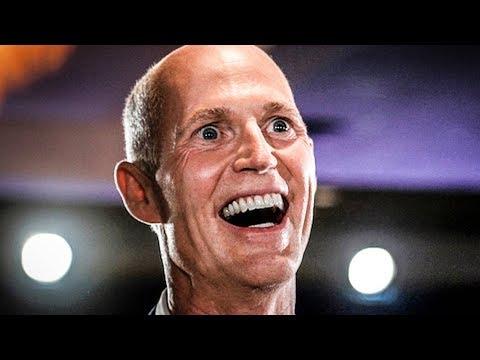 Florida Governor Rick Scott Being Sued By Children