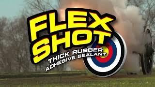 Flex Shot® Commercial - Phil Shoots a Boat with a Cannon | Flex Seal®