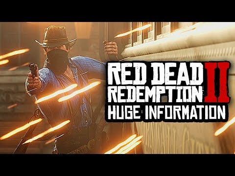 Red Dead Redemption 2 - HUGE NEWS UPDATE, BOATS CONFIRMED, LOCATIONS & SAINT DENIS!