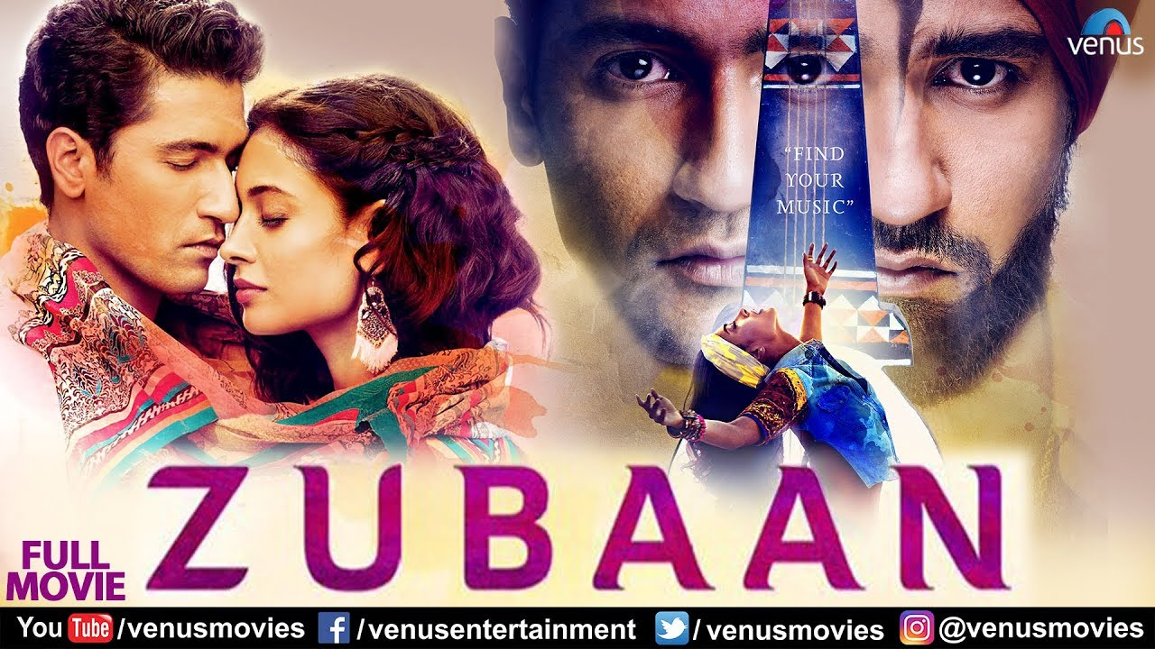 Download Zubaan | Full Hindi Movie | Vicky Kaushal | Sarah - Jane - Dias | Hindi Movies