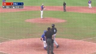 HBU Baseball vs. Cincinnati Video
