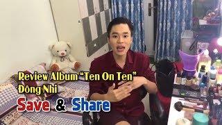 """🔴Review Album """"Ten On Ten"""" Đông Nhi   LIVESTREAM cùng WANBO Tập 137   Ngày 17/12"""