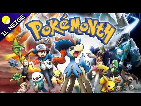 POKEMONTH: Kyurem vs The Sword of Justice | Movie Review | Il Neige