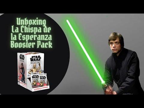 📦 UNBOXING: 😱 ¡Me sale todo en esta caja de Star Wars Destiny! 😱   Gamesandmore.cl