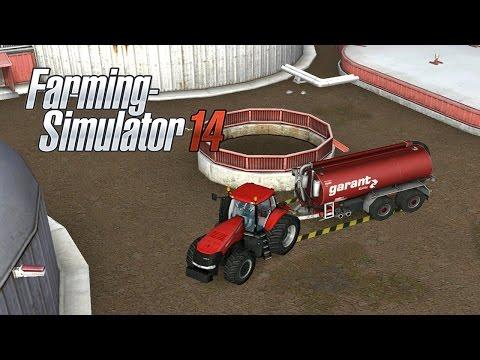 Fertilizante Ou Extrume Liquido   -    Farming Simulator 14