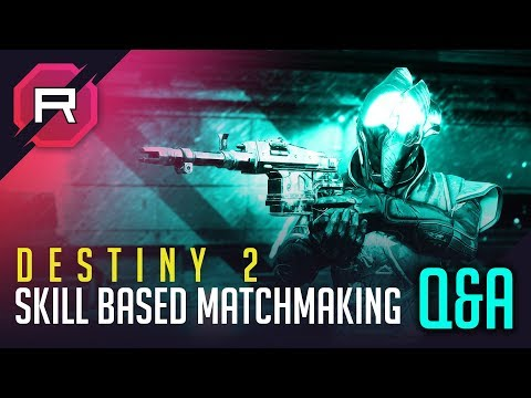no matchmaking in destiny