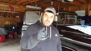 1959 Dodge 100 Windshield Installation . Classic car glass replacement