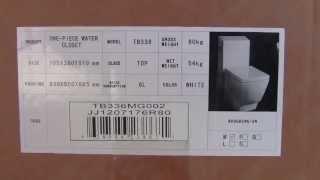 Видео-обзор напольного унитаза EAGO TB336 (www.santehimport.com)