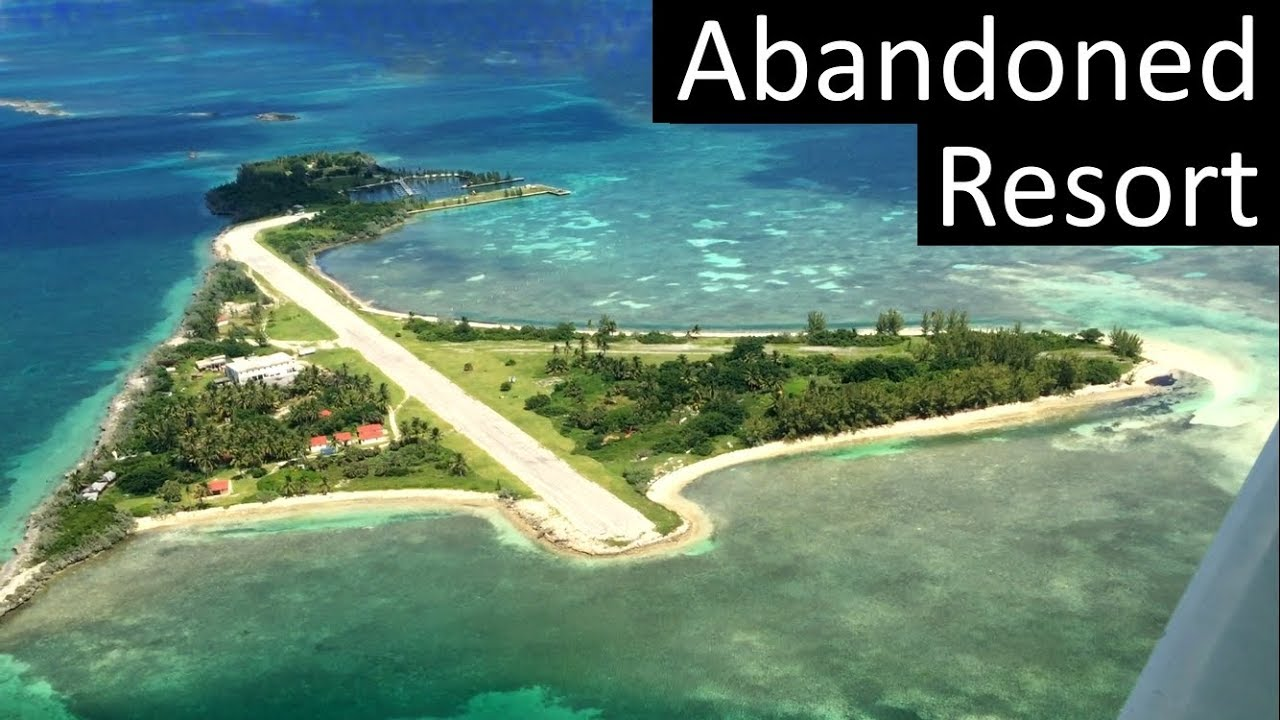 Fly To A Deserted Island In A Cessna 172 Abandoned Walker S Cay