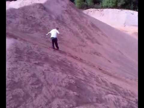 matthew boden sand surfin