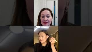 Вечерний макияж глаз палеткой для контуринга The One Визажист Ирина Чаркова