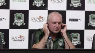 Игорь Шалимов: не могу точно сказать, с чем связаны постоянные травмы