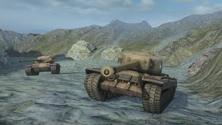 ◀World of Tanks - Steady Roller