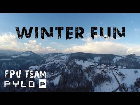 WINTER FUN - FPV Team Pylo