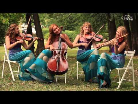 """Квартет """"МИРА"""" String Quartet """"Mira"""" МИРА Boogie-Woogie"""