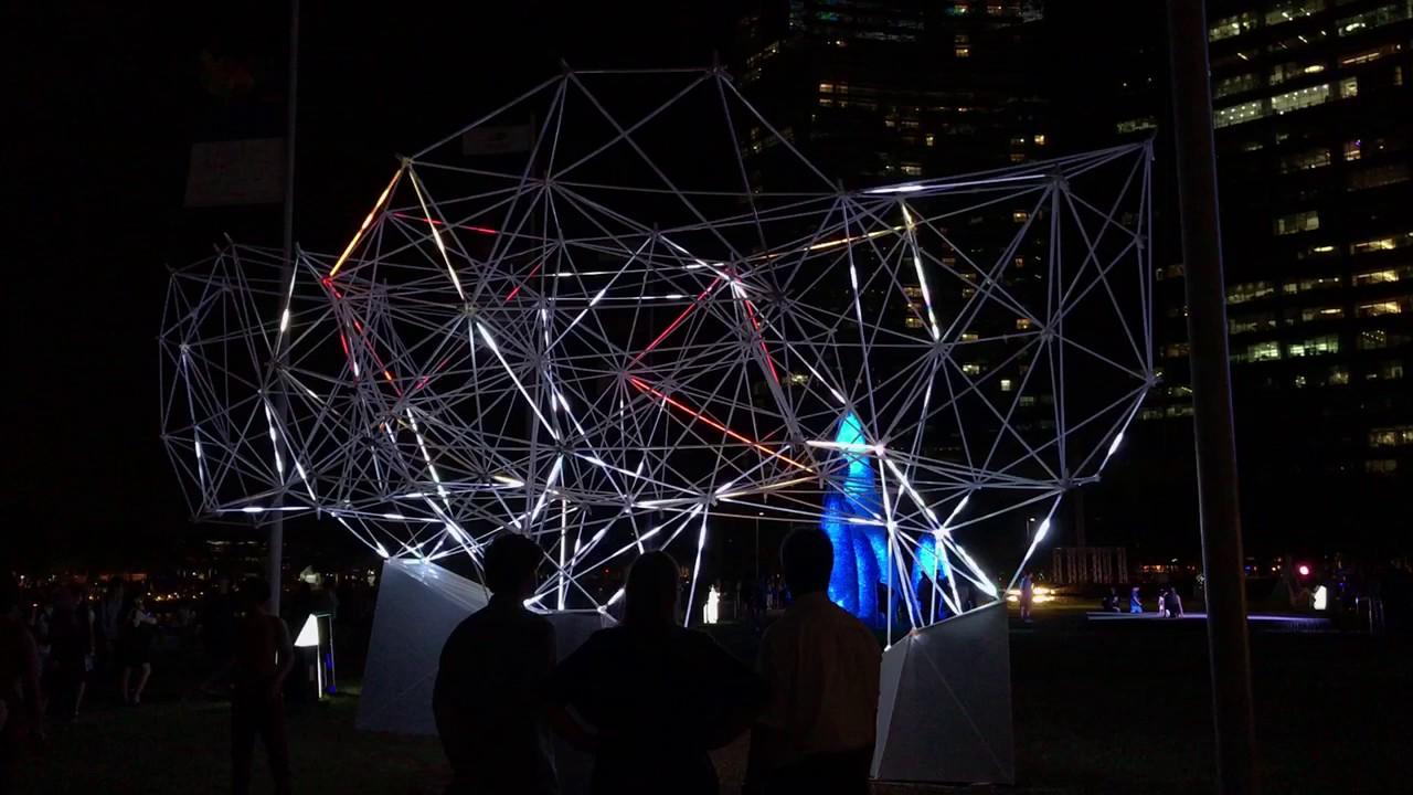 i Light Marina Bay 2017 (Light Network) - YouTube