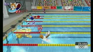 Mario & Sonic at the Olympic Games Nintendo Wii