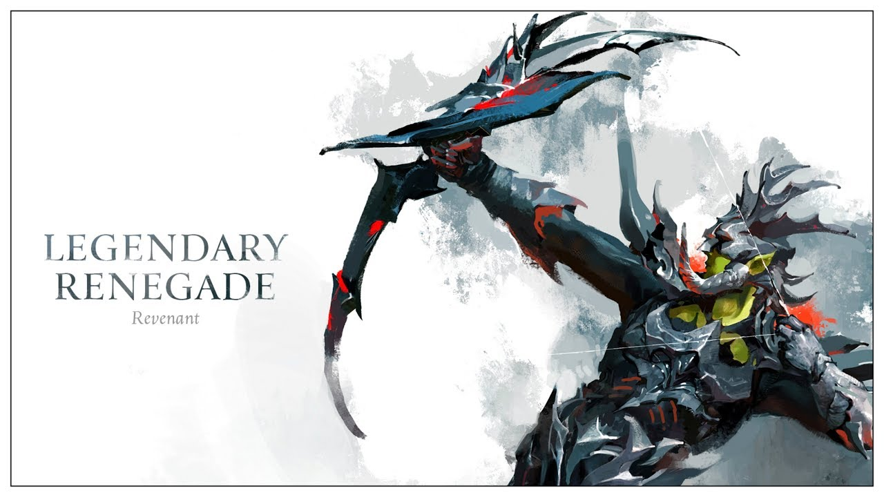 The Shortbow Condition Renegade - Launch devastating missile at your target and call the legendary warband to your aid!