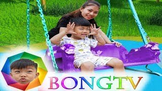 Yes Yes Playground Song | Baby Nursery Rhymes & Kids Songs - Bong TV