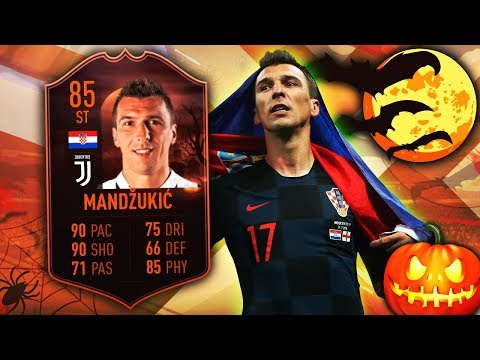 SCREAM MANDZUKIC 85! SHOULD THIS CARD EVEN BE ALLOWED? FIFA 19 ULTIMATE TEAM