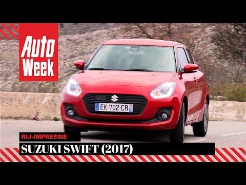 Suzuki Swift (2017) - AutoWeek review