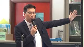 Publication Date: 2017-11-03 | Video Title: 2017-07-28 佛教茂峰法師紀念中學 校長分享 中學生