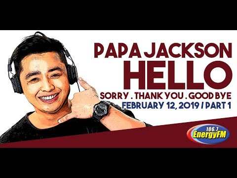 PAPA JACKSON'S HELLO STG - FEBRUARY 12, 2019 PART 1