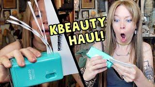 K-Beauty/J-Beauty Haul - BEAUTY, Stationary, Planners, Gadgets!