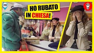 Ho Rubato in Chiesa per Natale - [Candid Camera] - theShow