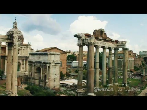 The Meaning of Rome: The Renaissance and Baroque City | NotreDameX on edX | Course About Video
