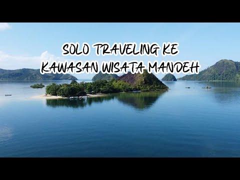 #travelingindonesia-#puncakmandeh-kawasan-wisata-mandeh---solo-traveling-ke-sungai-gemuruh