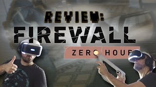 Review: Firewall Zero Hour