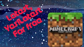 How to download the latest version of Minecraft for free Android Manan Shah
