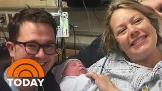 Dylan Dreyer: Childbirth Is Hard, But New Baby Calvin Is 'Precious' | TODAY