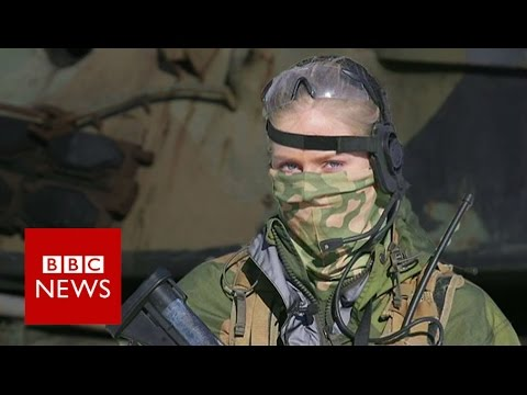 World's Toughest Female Soldiers? BBC News