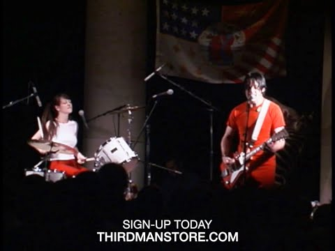 TMR Vault Package #50: The White Stripes - Live At The Detroit Institute of Arts DVD Trailer