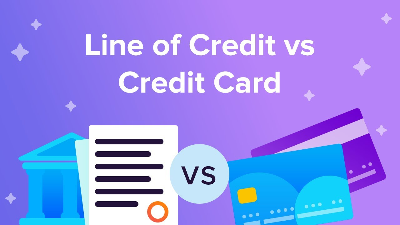 Business Line of Credit vs. Business Credit Cards