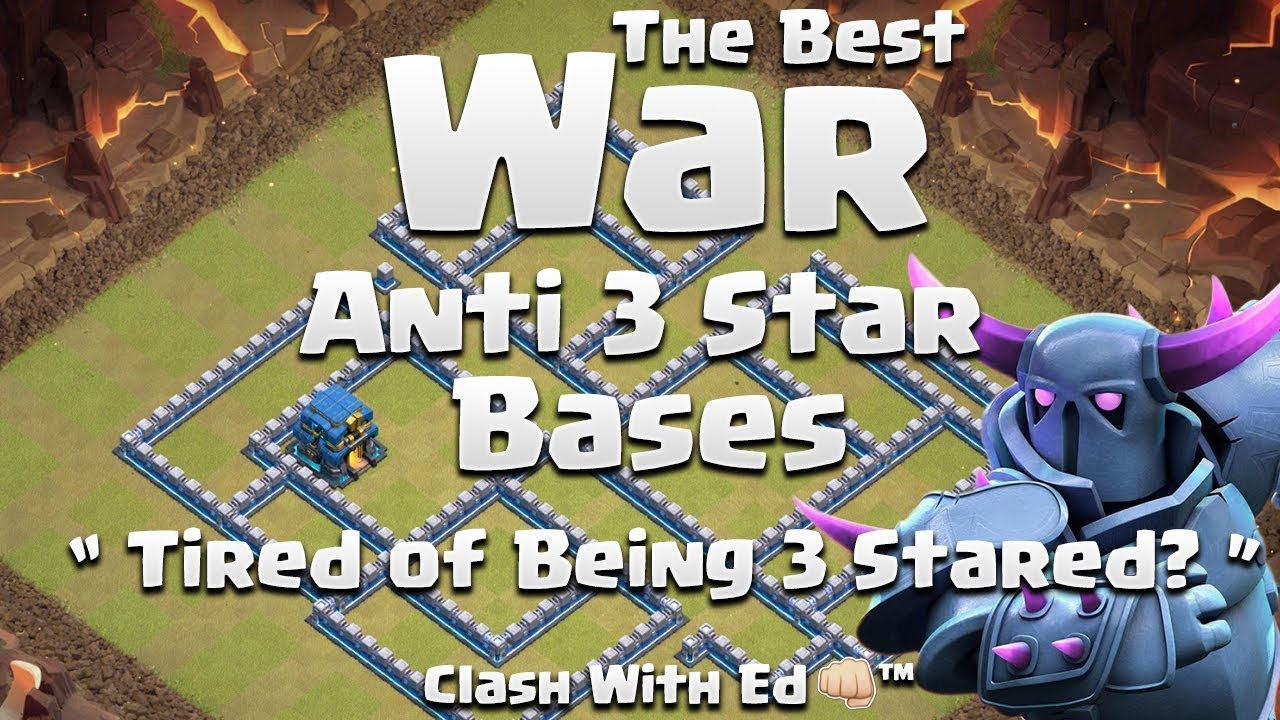Are You Tired of Being 3 Stared in War? - Clash of Clans