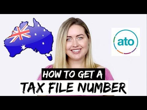 HOW TO GET A TFN (TAX FILE NUMBER) IN AUSTRALIA | INTERNASH