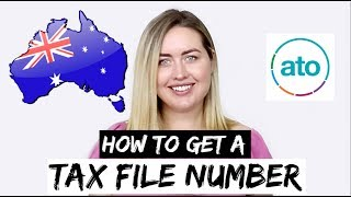 COMMENT OBTENIR UN TFN (TAX FILE NUMBER) EN AUSTRALIE | INTERNASH
