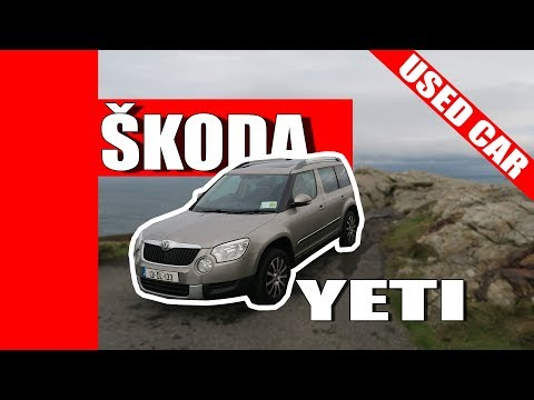 The Skoda Yeti is dead so we are giving it a send off