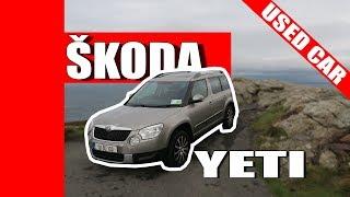 видео Skoda Yeti