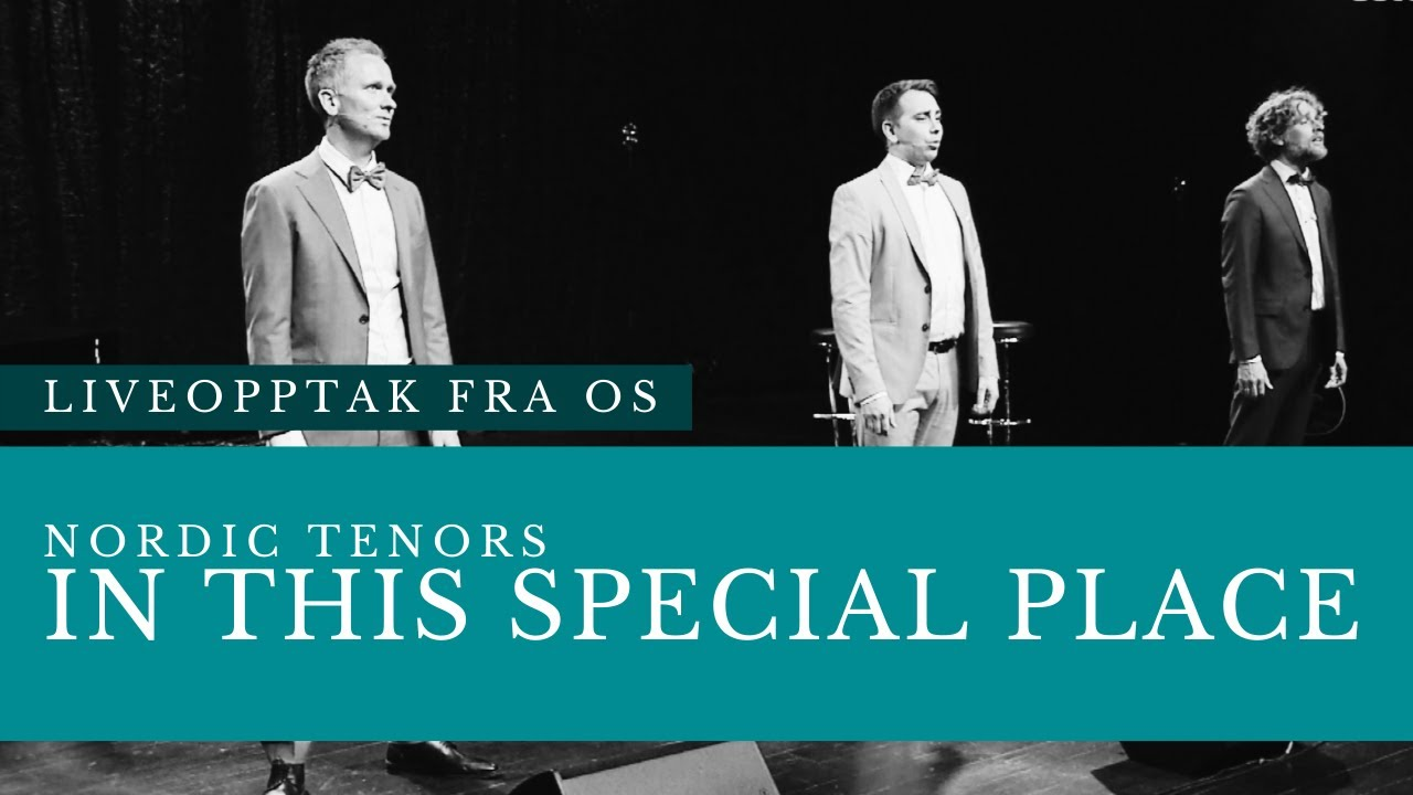 Nordic Tenors // In this special place