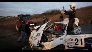 Днепр. Финал. 6-й Этап Украины по автокроссу 2016