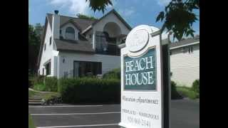 Door County Lodging - Beach House Apartments - Featured Video