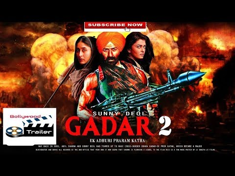 Gadar 2 Ek Prem Katha Movie - HD Trailer | Sunny Deol | Kareena Kapoor Khan | Bollywood Trailer