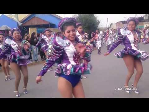 Chicas bailando caporales 12 (Amaru - Noche de amor) ▶4:38