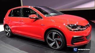 2018 Volkswagen Golf GTI - Exterior And Interior Walkaround - Debut 2017 New York Auto Show